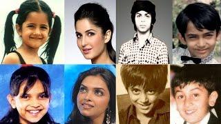 বলিউডের নায়ক নায়িকাদের ছোটবেলার মজার কিছু ছবি | childhood photos of Bollywood super stars
