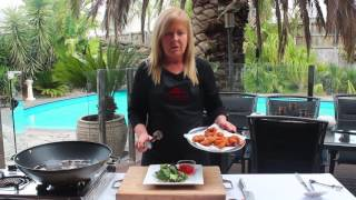 Cooking with Carol: Coconut Prawns with Chilli Sauce
