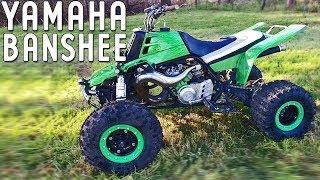 2018 Yamaha Banshee 350