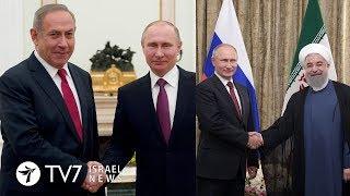 Russia seeks to establish communications-line between Iran and Israel - TV7 Israel News 09.10.18