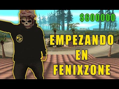 EMPEZANDO EN FENIXZONE CON 600K | FZ:RP #1