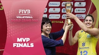 FIVB World Grand Prix: Player of the Finals