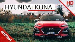 Hyundai Kona: recensione e prova su strada