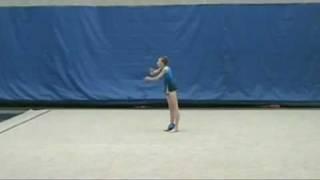 Olga Pavlenko - 2009 Rhythmic Challenge Ball