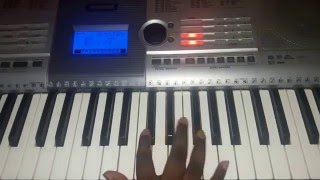 Naan Un Song 24 Keyboard Notes