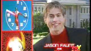 Power Rangers Fuerza del Tiempo - Opening