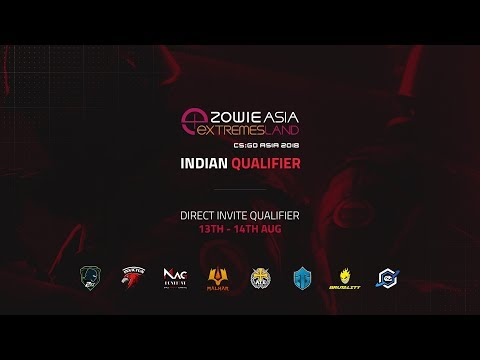 Xxx Mp4 ZOWIE Asia EXTREMESLAND 2018 Indian Qualifier Direct Invite Qualifier Day 2 3gp Sex