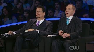 Can I Fool Penn & Teller with Just a Balloon? (OFFICIAL, W/ MUSIC)