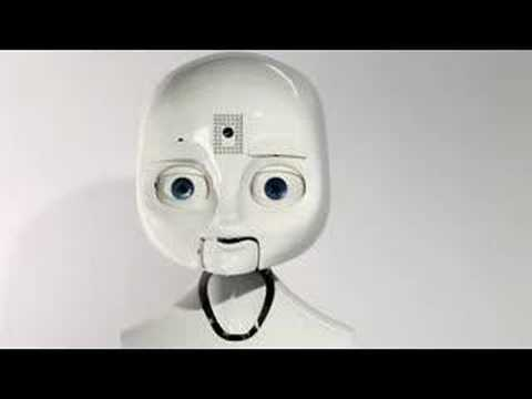 Official MDS Robot Video - First Test of Expressive Ability