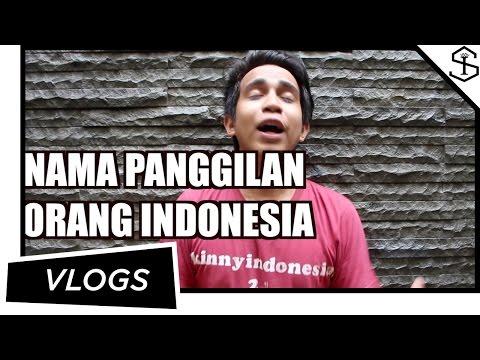 NAMA PANGGILAN ORANG INDONESIA | Andovi da Lopez