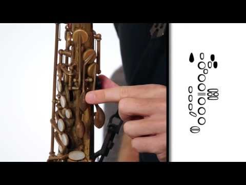 Saxophone High Notes (D, D#, E, F) | How To Play Saxophone
