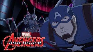 Marvel's Avengers: Ultron Revolution Season 3, Ep. 10 - Clip 1