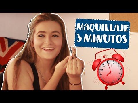 Xxx Mp4 Maquillaje En 3 Minutos Y Termina Mal Reto Carlota Boza 3gp Sex