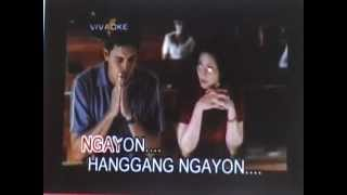 Hanggang ngayon (Minus one for the Girls only) performed by Matthew