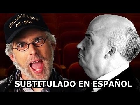 Steven Spielberg vs Alfred Hitchcock - Epic Rap Battles of History - Subtitulado en español