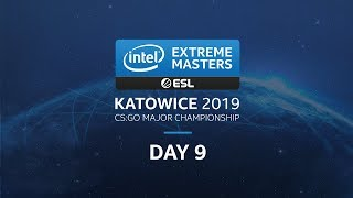 LIVE: FaZe vs. Complexity - [Dust2]  Round 4 - Legends Stage - IEM Katowice 2019