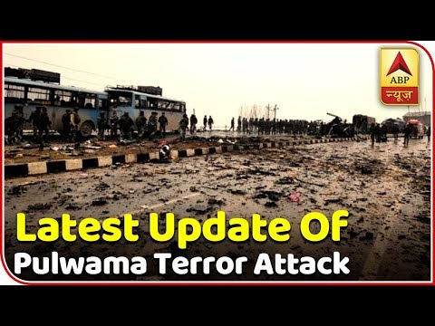 Xxx Mp4 Know The Latest Update Of Pulwama Terror Attack ABP News 3gp Sex