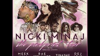 Nicki Minaj PINKPRINT TOUR  2015 (1080p)