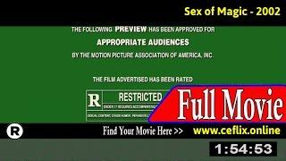 Watch: Sex of Magic (2002) Full Movie Online
