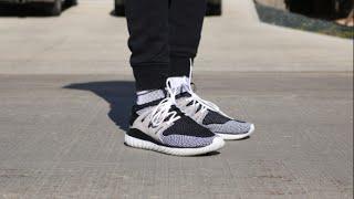 Adidas Tubular Nova Pk On Feet