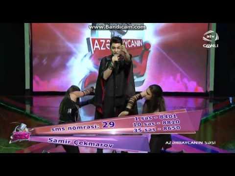 Azerbaycanin Sesi SAMIR CHEKMAROV Show Must Go On