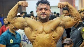 Mr. Bangladesh 2016 (Weight In)