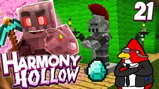 Minecraft Harmony Hollow Modded SMP Episode 21: Secret Agent