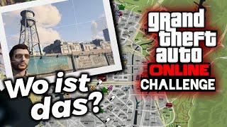 Wer Kennt Die MAP Von GTA Online Besser?