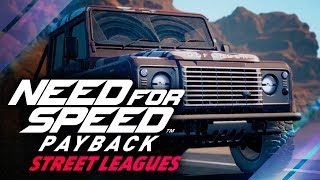 Need for Speed Payback - Street Leagues Guide