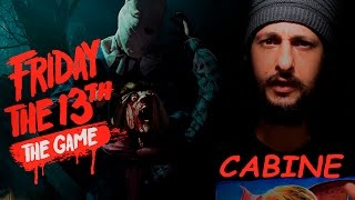 Sexta feira 13 - O Jogo - Cabine Virtual