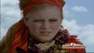 Power Rangers Ninja Storm - Beauty and the Beach - Tori's Makeover