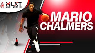 Mario Chalmers Exclusive Workout Footage with Micah Lancaster