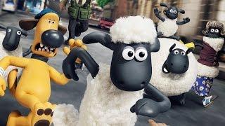 Баранчик Шон / Shaun the Sheep Movie (російський трейлер)