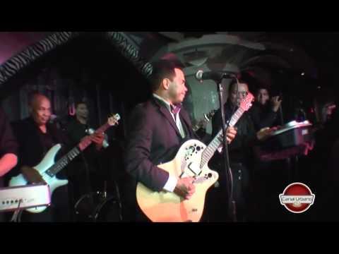 Joe Veras Popurri Bachata Live