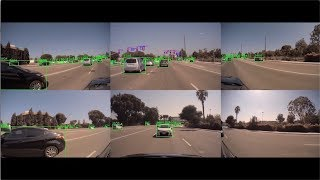 NVIDIA DRIVE Labs: Tracking Objects With Surround Camera Vision