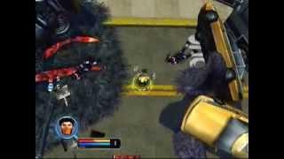 [PS2] X-Men Legends Gameplay