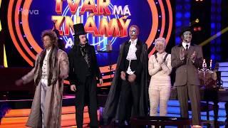 Soutěžící z předchozích řad jako  Backstreet Boys
