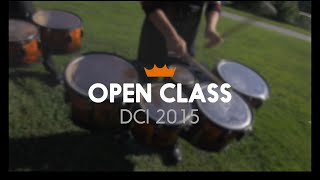 Remo + Open Class: DCI 2015