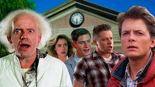 BACK TO THE FUTURE - Then and Now ⭐ Real Name and Age