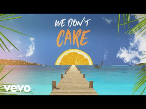 Sigala, The Vamps - We Don't Care (Lyric Video)