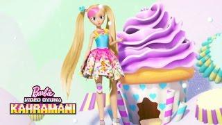 Çekim hataları ve filmde kullanılmayan ilginç sahneler | Barbie Video Oyunu Kahramanı | Barbie