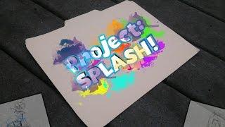 #ProjectSPLASH! - Announcement