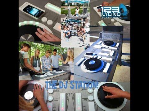 DJ Benk - DJ Station for ungdomsklubben skole idrettsplasser m.m