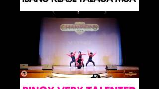 Ibang klase talaga pag pinoy very talented talaga - Champions Tour