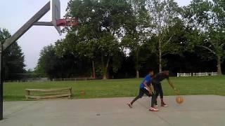 Basketball 1v1 keso vs Mr proman