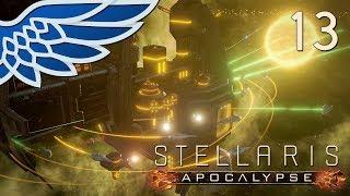 STELLARIS APOCALYPSE 2.0 | EXTERMINATING THE EXTERMINATORS PART 13 - Let