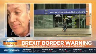 Fears hard border may return to Ireland after Brexit | #GME