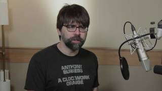 An interview with Joe Hill, Author of 'The Fireman'