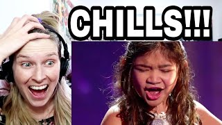 ANGELICA HALE - I'LL BE THERE | REACTION
