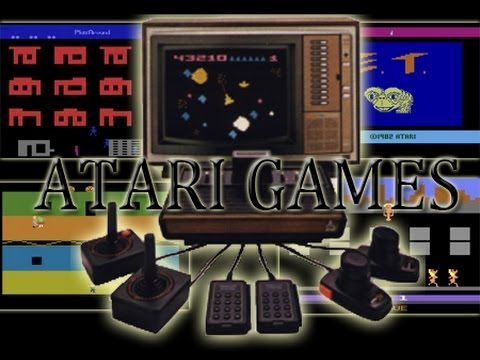 Let's Play Atari Horror Games, XXX Games and E.T.